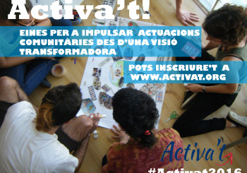 Sessions informatives Activa't  – 4 i 14 de juliol